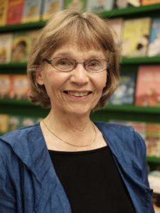 Ulla-Lena-Lundberg, forfatter